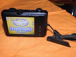 Camara Con Proyector Nikon Coolpix S1100 Pj Tactil
