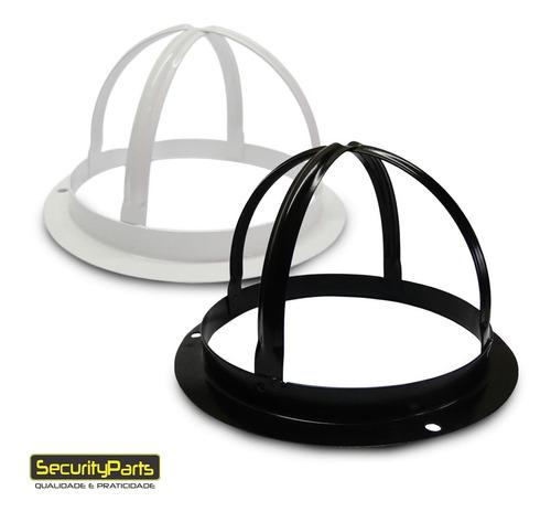 Grade De Proteção Para Câmera Dome De Segurança Cftv