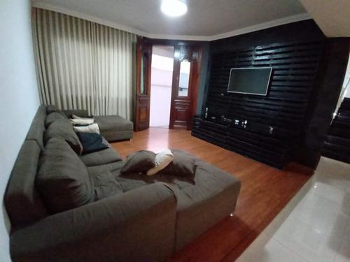 Imagem 1 de 24 de Casa Duplex À Venda, 4 Quartos, 1 Suíte, 3 Vagas, Rio Branco - Belo Horizonte/mg - 1936