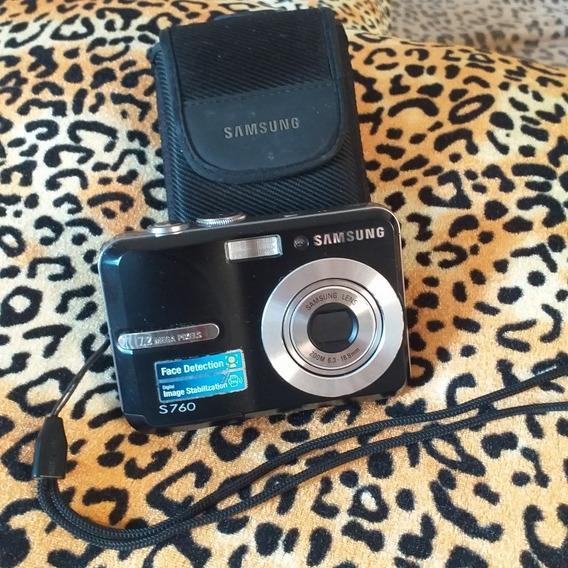 Camara Fotografica Samsung S760