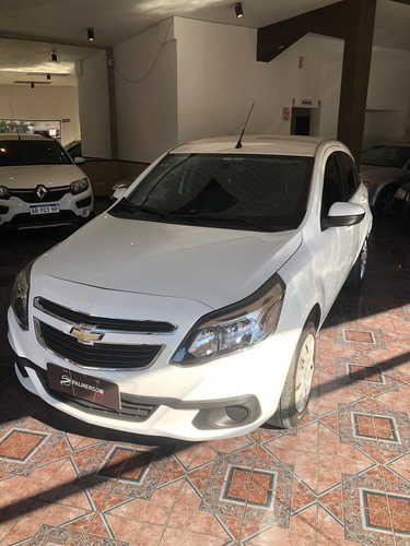 Chevrolet Agile 1.4 Lt Llantas 2015
