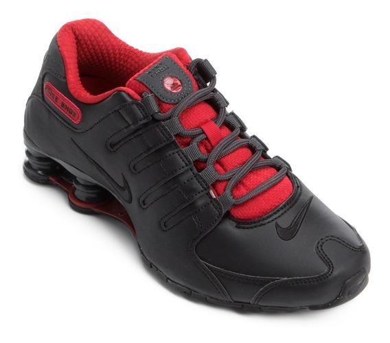 Tenis Nike Shox Nz 833579 003 Original Com Nota Fiscal