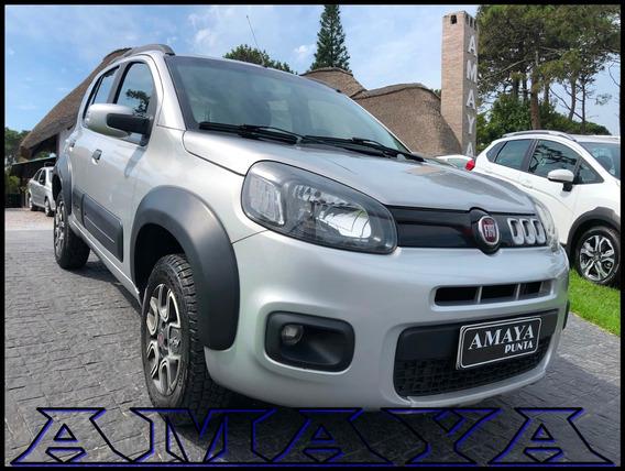Fiat Nuevo Uno Evo Way Amaya