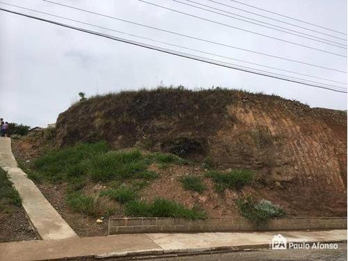 Terreno À Venda, 800 M² Por R$ 170.000,00 - Estância São José - Poços De Caldas/mg - Te0277
