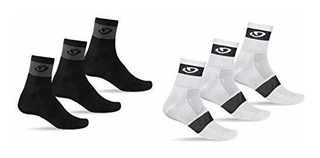 Calcetines Giro Comp Racer 3-pack