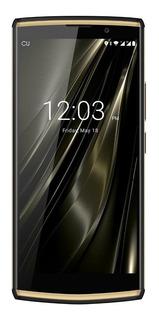 OUKITEL K7 Dual SIM 64 GB Preto/Ouro 4 GB RAM