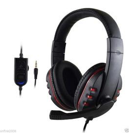 Headphone Gamer Bass High Definition Ps4 E Pc