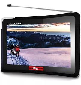 Navegador Gps Quatro Rodas 5 Polegadas Com Tv Digital