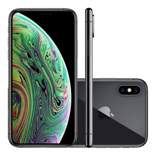 iPhone XS Max Apple 256gb 4g+ Wi-fi Ios 12 Tela 6,5   Novo