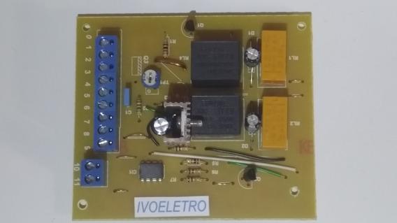 Seguidor Solar Para Motor De Corrente Continua De 12v Ou 24v