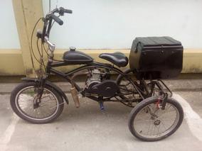 Bicimotos 50cc. Triciclo 2015