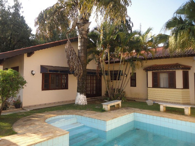 Casa Em Brasil, Itu/sp De 300m² 4 Quartos À Venda Por R$ 850.000,00 - Ca231361