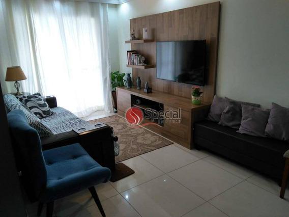 Apartamento Com 3 Dormitórios À Venda, 80 M² - Tatuapé - Ap11811