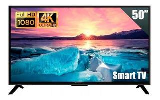 "Smart TV Westinghouse WE50UM4019 LED 4K 50"""