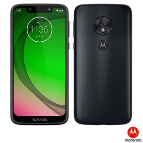 Moto G7 Play Índigo Motorola 5,7 , 4g, 32gb, 13mp - Xt1952-2