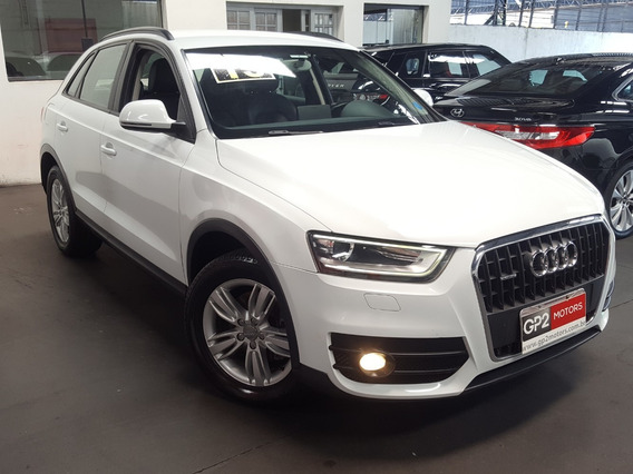 Audi Q3 2.0 Tfsi Attraction Quattro 4p S-tronic