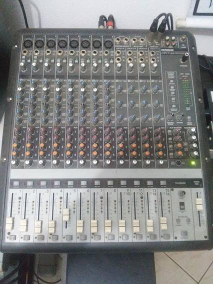 Mesa De Som/interface Mackie Onyx 1620