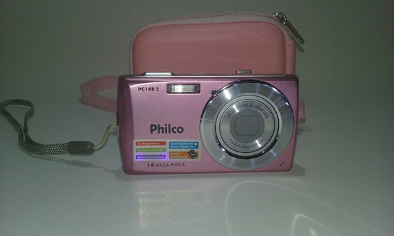 Câmera Digital Philco