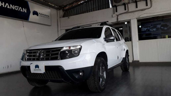 Renault Duster 4x4 Mecánica Motor 2.0