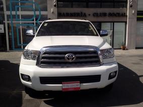 Toyota Sequoia 5.7 Limited V8 At Blindada Nivel Iii