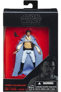 Star Wars Lando Calrissian Black Series