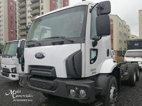 Ford Cargo 3129 6x4 Para Volqueta O Mixer Mod 2017 0km