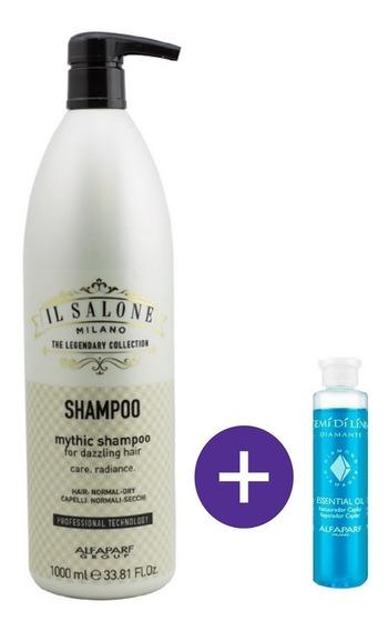 Shampoo Italiano Il Salone Alfaparf Milano Salão De Beleza