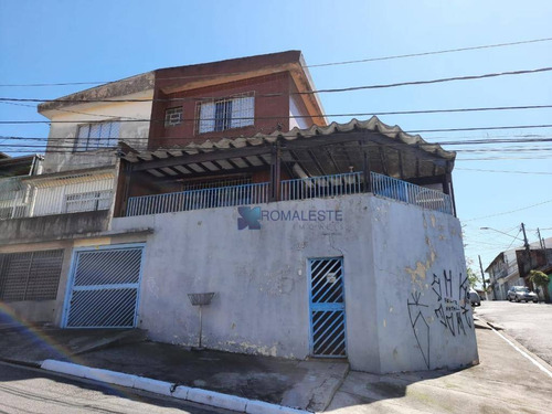 Sobrado Com 2 Dormitórios À Venda Por R$ 350.000,00 - Jardim Mimar - São Paulo/sp - So0339