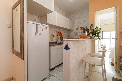 Apartamento Com 1 Dormitório À Venda, 40 M² - Jardim Paulista - São Paulo/sp - Ap1516