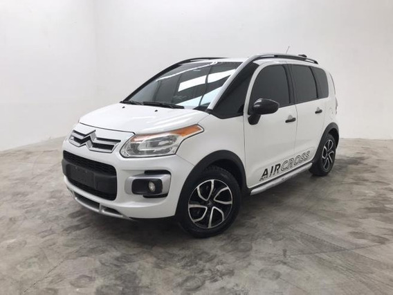 Citroen Aircross Glx 1.6 Flex 16v 5p Manual