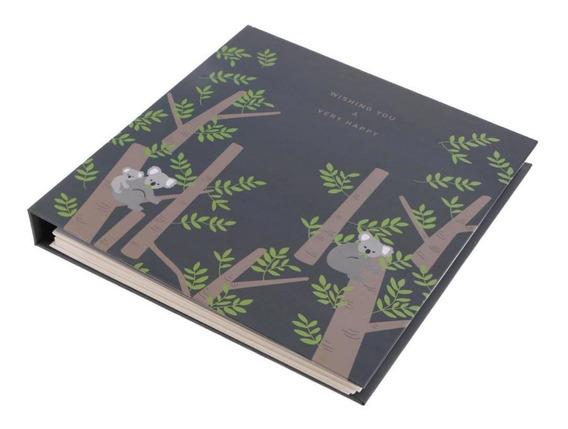 Álbum Foto 100 Páginas Diy Family Scrapbook Suprimentos Ó