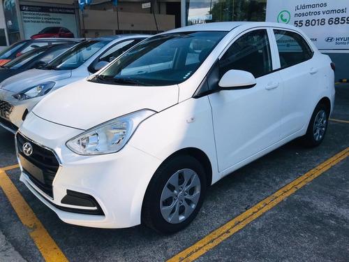 Imagen 1 de 15 de Hyundai Grand I10 2020 1.2 Gl Mid Sedan At