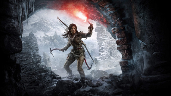Rise Of The Tomb Raider: Pc Em Portugues