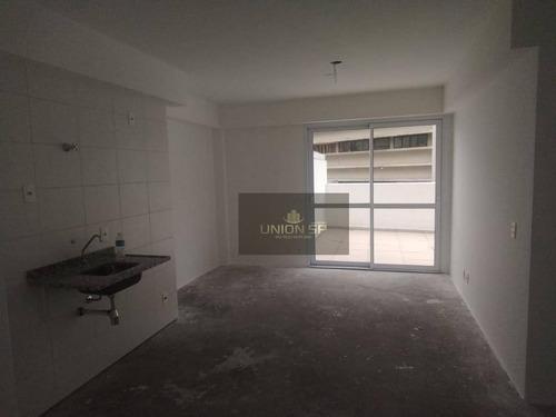 Imagem 1 de 16 de Studio À Venda, 38 M² Por R$ 513.000,00 - Bela Vista - São Paulo/sp - St0603