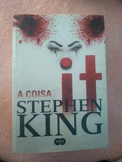 Livro It - Stephen King