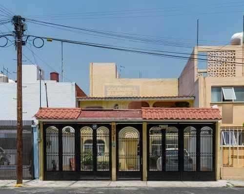 Casa En Venta En Iztacalco