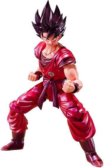 Boneco Sh Figuarts Goku Kaioken Dragon Ball Kaio-ken