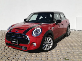 Mini Cooper 5p S Hot Chili L4/2.0/t Aut