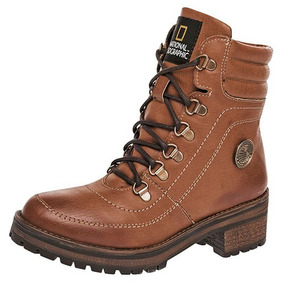 Bota Outdoor Casual Marca National Geographic 04803-03 Lha