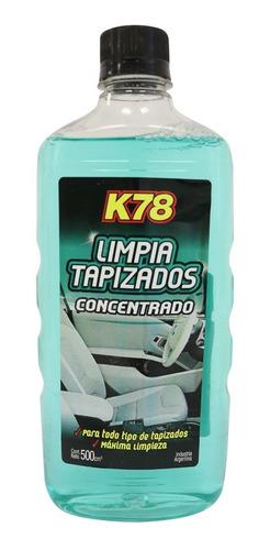 Imagen 1 de 2 de Limpia Tapizado Auto K78 Concentrado