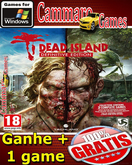 Dead Island: Definitive Collection + 3 Games