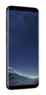 Celular Samsung Galaxy S8 64 Gb Midnight Black / Liberados / Negro Medianoche / 2019 / 5.8 Amoled / Huella / 4gb Ram