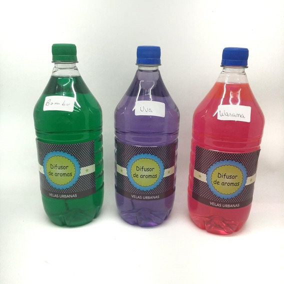 Esencia Para Difusor De Aromas Por Litro