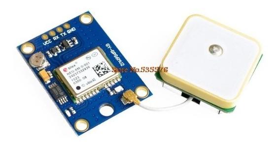 Kit 8 X Módulos Gps Gprs+antena Para Arduino E Raspberry Pi