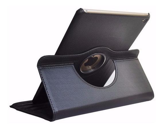 Capa Case Couro iPad Air 2 Apple iPad 6 + Pelicula + Caneta