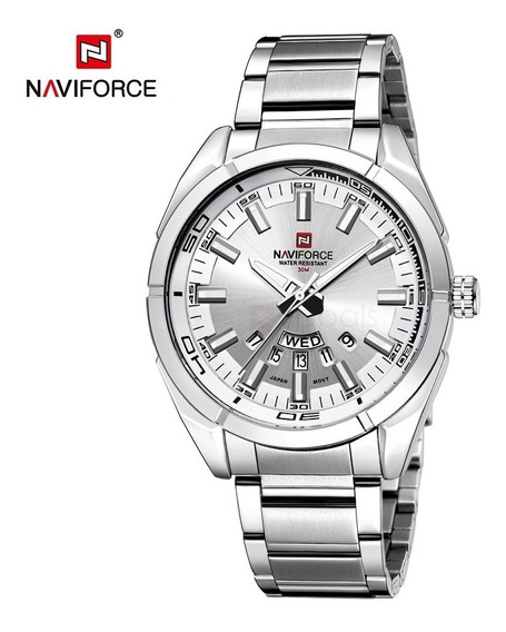 Relógio Masculino Naviforce Nf9038m Esportivo Original Novo