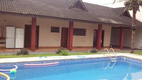 Casa Para Venda, Cidade Balneária Peruibe-scipel, Peruíbe. - 8987
