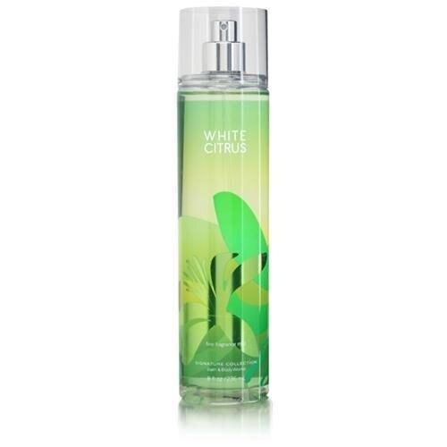 Bath & Body Works White Citrus Fine Fragrância 236 Ml U S A