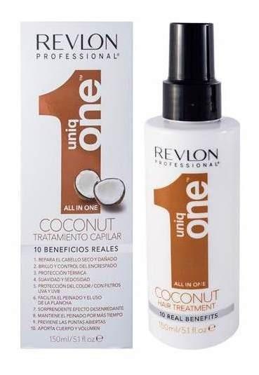 Revlon Uniq One 1 Coconut Tratamiento Acondicionador Brillo