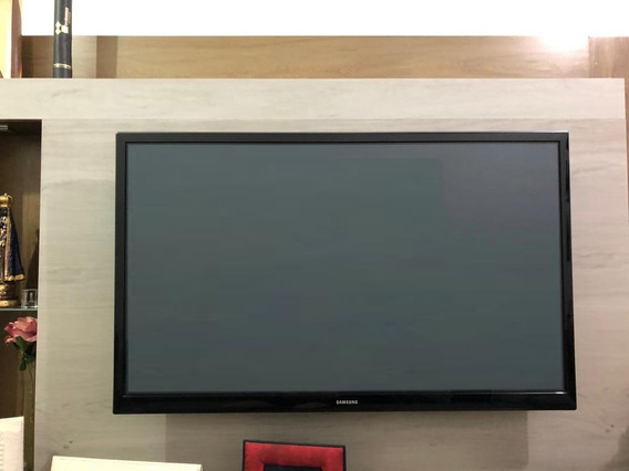 Tv 43 3d Samsung Com Conversor Digital, Hdmi, Usb - Com Bas